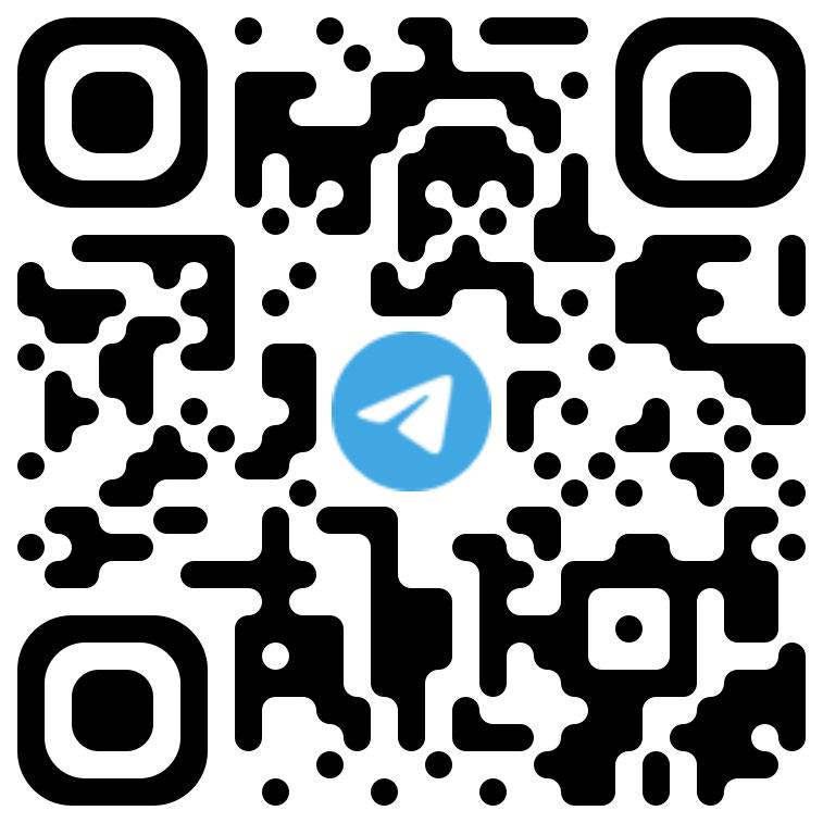 QR Code canale Telegram